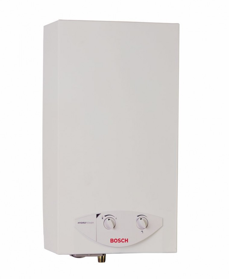 Instantaneous Water Heater Installation Guide